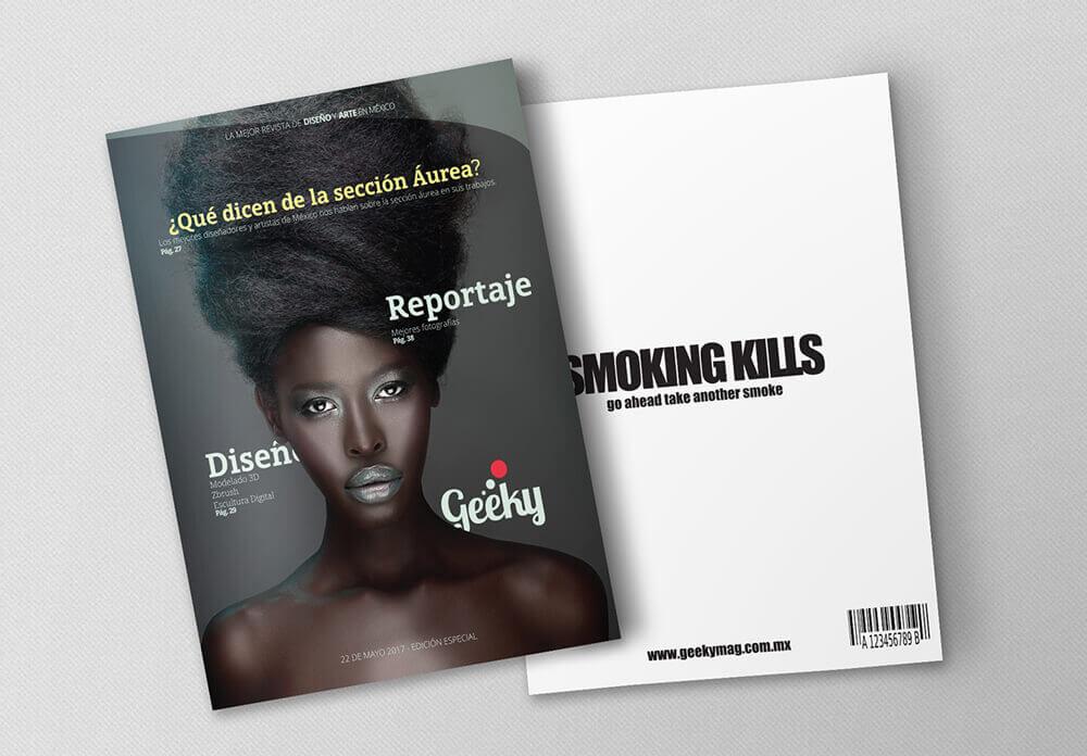 Revista Geeky