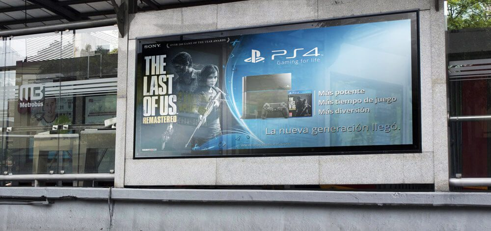 PS4 SONY Last of Us