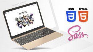 Curso de SASS, CSS3, HTML5 y jQuery