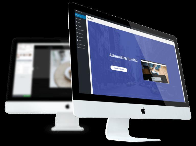 Crea tu propio sitio web con Joystick Plus