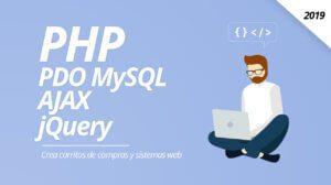 Curso crea un sistema librería de videojuegos y más con PHP MySQL