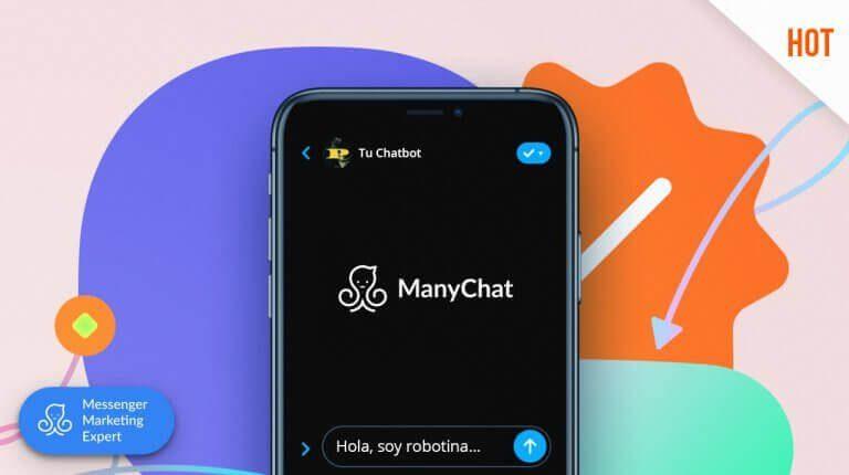 Aprende a crear chatbots y automatizar tu página de facebook